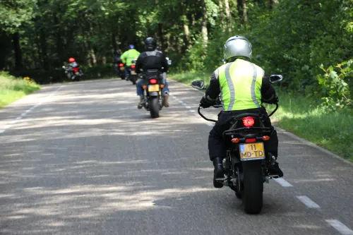Motorrijbewijspoint Nieuwegein motor lesplan