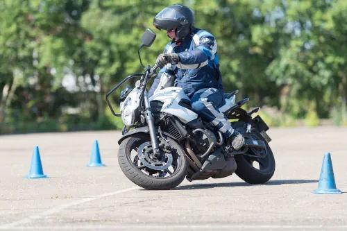 Motorrijbewijspoint Nieuwegein motor rijtest