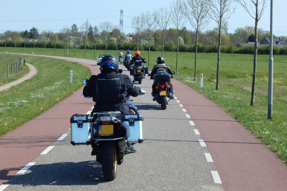 Motorrijbewijspoint Nieuwegein motorrijlessen
